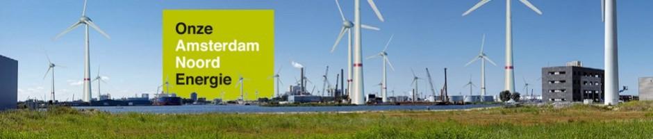 Onze Amsterdam Noord Energie